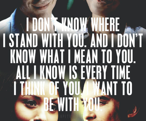 love quotes, quotes, and damon and bonnie image