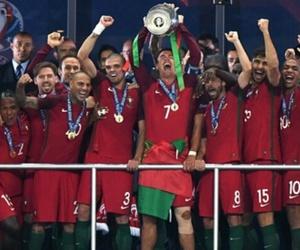 portugal, euro 2016, and football image