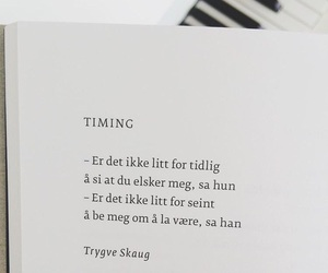 timing, commitment, and love image