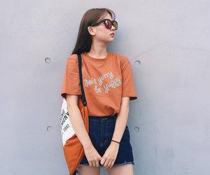 girl, fashion, and kfashion image