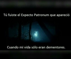 expecto patronum, harry potter, and severus snape image