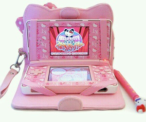 nintendo hello kitty pink image
