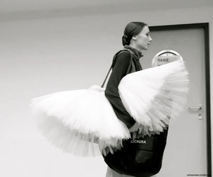 ballet, tutu, and bolshoi ballet image