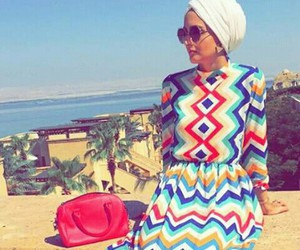 hijab, turban, and hijab style image