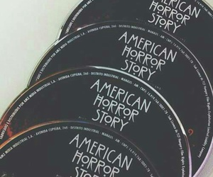 american horror story and dvd image