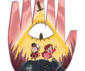 bill, mabel, and dipper image