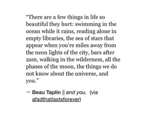 beautiful, quote, and reading image