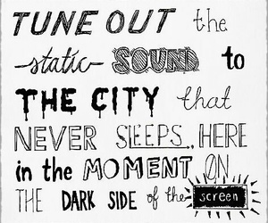 5sos, disconnected, and Lyrics image