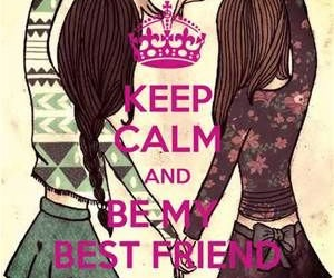 friends, Best, and best friend image