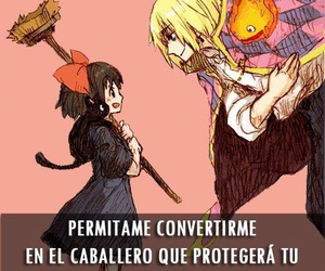 frases, Howl, and peliculas image