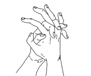 hands, overlay, and Relationship image