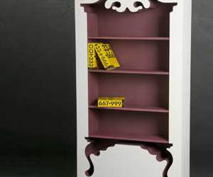bookshelf, clever, and fun image