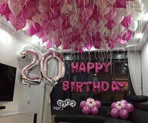 birthday and 20 image