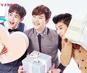 2PM, junho, and jang image