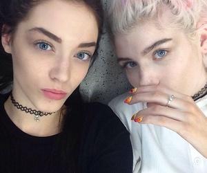 grunge, girl, and charlie barker image
