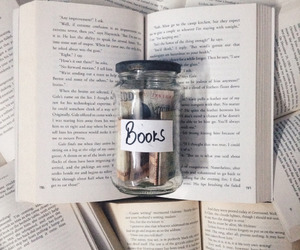 book, money, and reading image