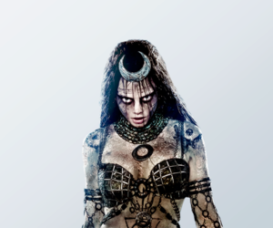 enchantress, suicide squad, and cara delevingne image