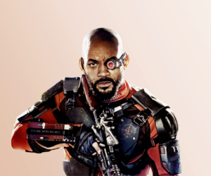 suicide squad, will smith, and deadshot image