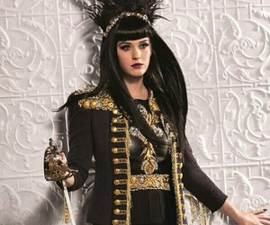 black and katy perry image