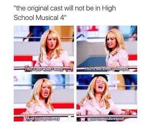 funny, haha, and HSM image