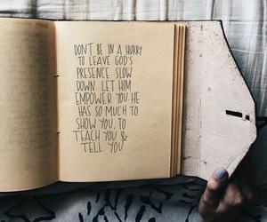 god and journal image