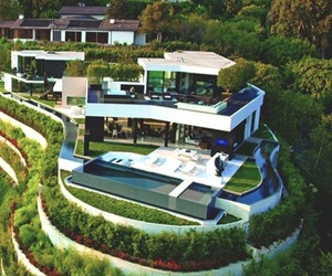 luxury, house, and architecture image