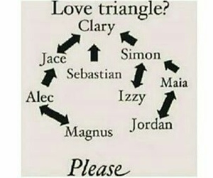 jace, clary, and izzy image