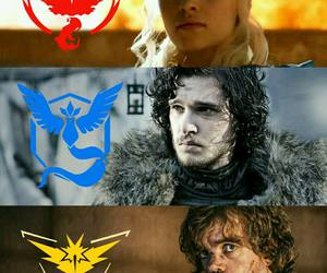 dragon, got, and mother image