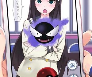 pokemon and pokemon go image