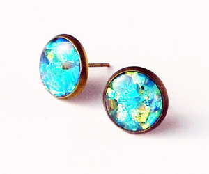 etsy, bright jewelry, and gifts for her image