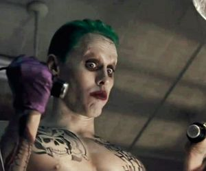 DC, jared leto, and green image