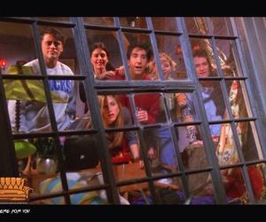 chandler bing, friends, and Jennifer Aniston image
