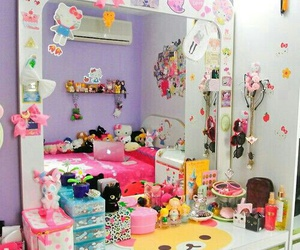 kawaii and kawaii room image