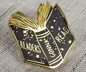 book and pins image