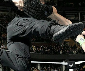 roman reigns and joe anoa'i image