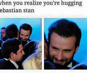 sebastian stan and chris evans image