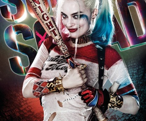 weheartit, harleyquinn, and queenof2016 image