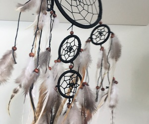 d, dreamcatcher, and goals image
