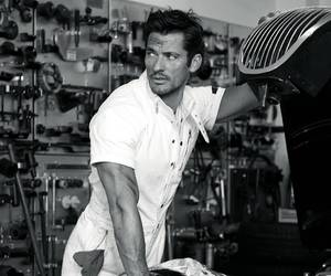 David Gandy, model, and sexy as hell image