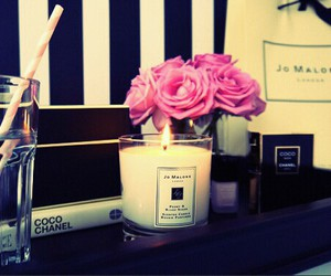 candle, classy, and chic image