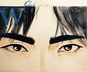 anime, art, and asian image