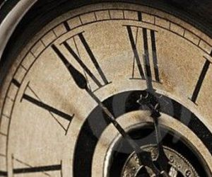 alternative, antique, and clock image
