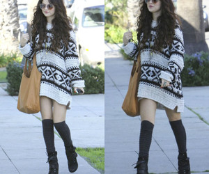 selena gomez, style, and fashion image