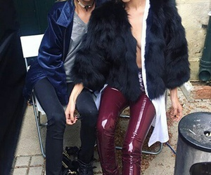 model and fashion image