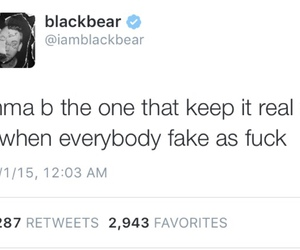 quote and blackbear image