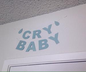 cry baby, melanie martinez, and blue image
