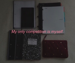 school, stationary, and student image