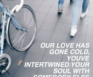 Lyrics, somebody else, and the 1975 image