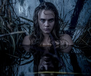 suicide squad, cara delevingne, and enchantress image