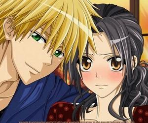 anime, kaichou wa maid sama, and kaichou wa maid-sama image